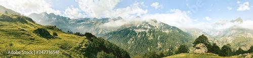 Fényképezés Pyrénées - Cirque de Gavarnie