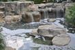 Waterfall At Park