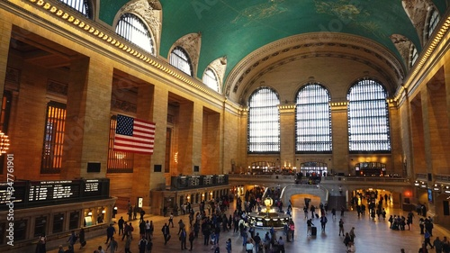 Photo View Of Grand Central Station
