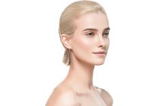 Beautiful Woman Clean Skin Bea...