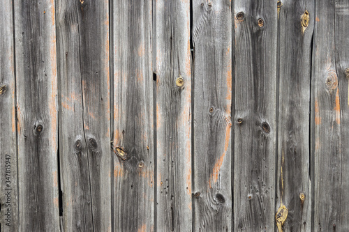 Old wooden texture for background Wallpaper Mural