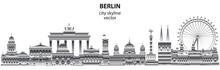 Berlin City Gradient 6
