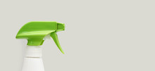 Hand Plastic Sprayer Trigger For Disinfectant And Sanitizer
