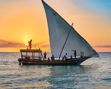The Beaches Of Kendwa(Zanzibar...