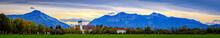 Landscape Near Benediktbeuern
