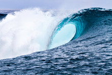 View Of Wave In Sea
