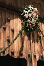 Bouquet Of Wedding Flowers In ...