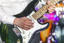 Beginner Young Rock Musician W...