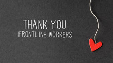 Thank You Frontline Workers Me...