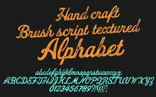 Vintage Brush Script Modern A...