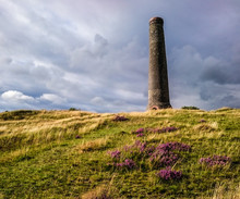 Chimney On Troopers Hill Again...
