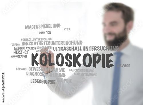 Photo Koloskopie