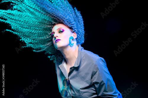 Fotografija Creative Makeup Concepts