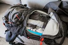Packing Travel Backpack Black ...