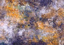 Abstract Grunge Background Tex...