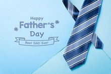 Happy Fathers Day Background C...