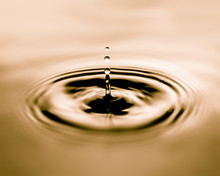 Water With Milk Drip Color  Cl...