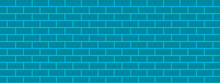 Blue Mosaic Tiles Wall Backgro...