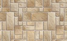 Stone Pattern Wallpaper Seamle...