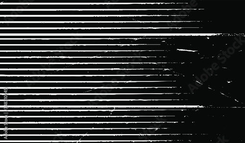 Cuadros en Lienzo Slim lines texture