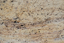 Rough Surface Of An Eroded Tra...
