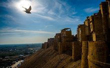 Jaisalmer Fort Is Situated In ...
