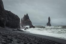 Playa Negra De Islandia