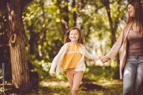 Being a single parent is so worth it. Canvas-taulu