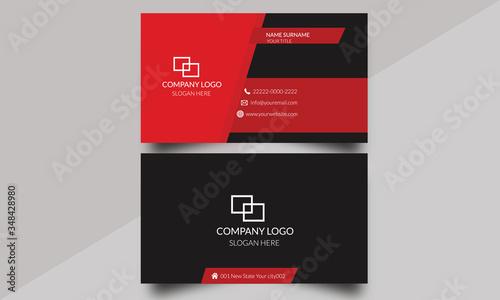 Fotomural creative business card