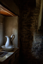 Still Life With Old Porcelain ...