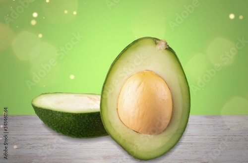 Avocado. Canvas Print