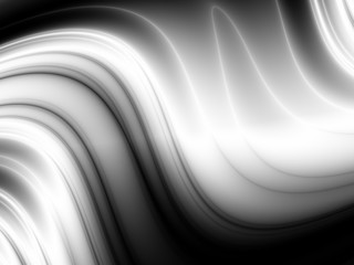 Wave art monochrome texture abstract shine illustration