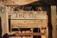 The Siq, Ingresso Principale All'antica Città Di Petra