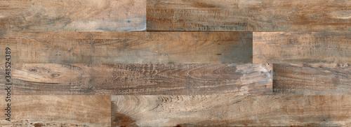Obraz Natura parquet wood texture, antique background - fototapety do salonu