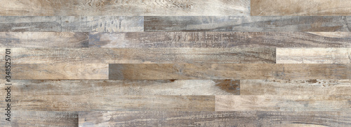 Obraz Natura parquet wood texture, antique background - fototapety do salonu