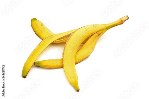 Fototapeta skórka od banana obraz