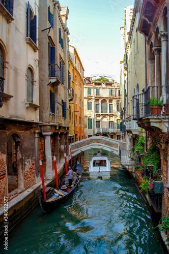 Fototapety, obrazy: Canales de Venecia