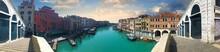Venice In Italy Lockdown Covid...