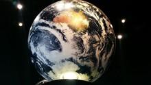 Illuminated Earth At Ripley Aq...