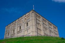 Tourist Area Norwich Castle