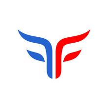 Double Letter F Logo Design