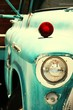 Cropped Image Of Old Vintage Car