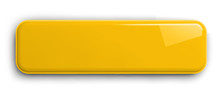Yellow Button 3D Clipart Image