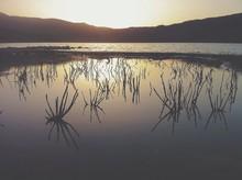 Hanna Lake During Sunset