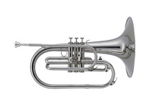 Nickel Mellophone Brass Music ...
