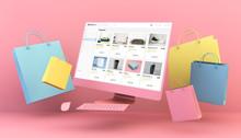 Floating Computer Online Shop ...