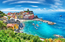 Vernazza - One Of Five Cities ...