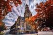 Kirche.Zwickau
