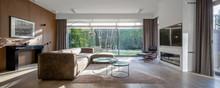 Panorama Of Luxury Living Room