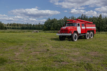 Soviet Fire Engine, Against Th...